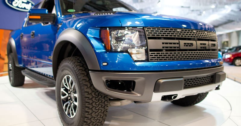 2012 Ford SVT Raptor: updating an off-road icon [Video]