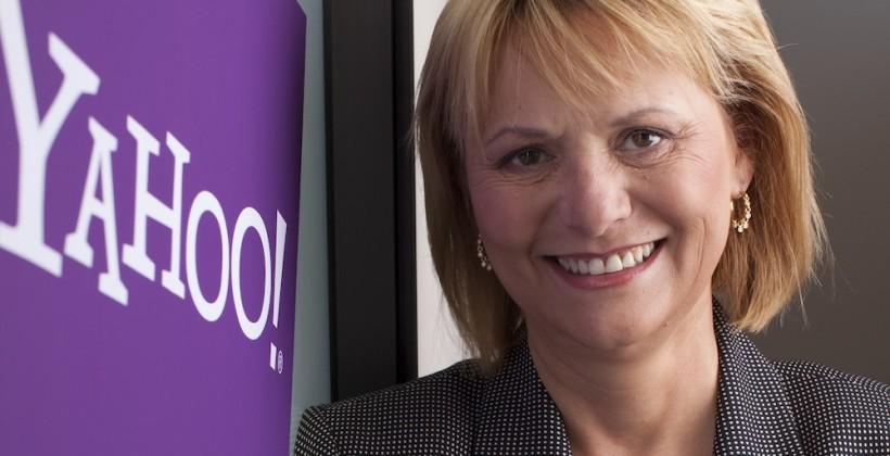 Yahoo! sacks CEO Bartz over phone