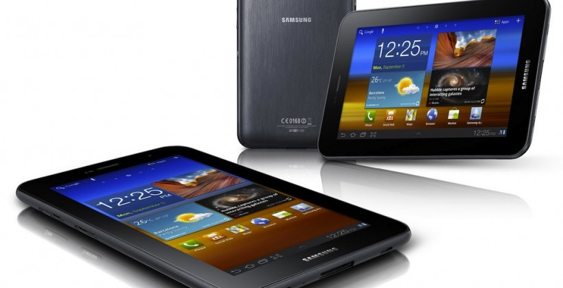 Samsung Galaxy Tab 7.0 Plus official with HSPA+
