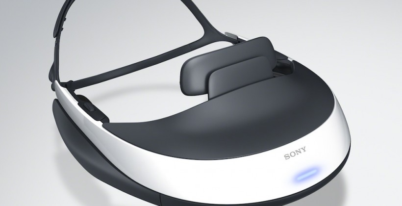 Sony HMZ-T1 3D headset priced and dated for US