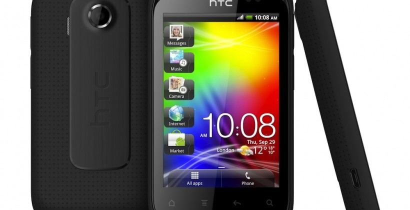 HTC Explorer targets Android first-timers