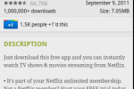 Netflix now supports all Android 2.2 and 2.3 devices
