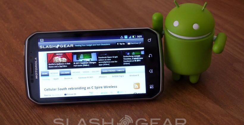 Motorola ELECTRIFY Review [US Cellular]