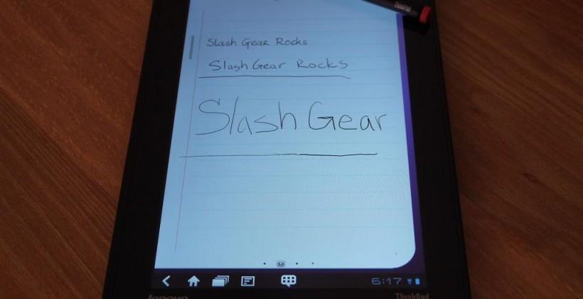 Lenovo ThinkPad Tablet Review