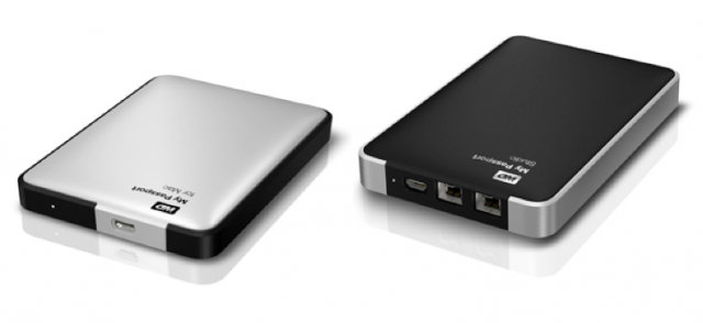 Western Digital updates My Passport drives for Macs