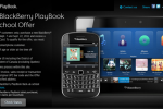 RIM offering $100 gift card to BlackBerry owners with PlayBook purchase