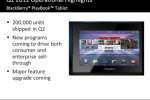 PlayBook OS version 2 coming next month