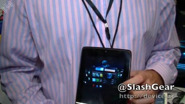 ViewSonic ViewPad 7x Android Tablet Hands-on [Video]