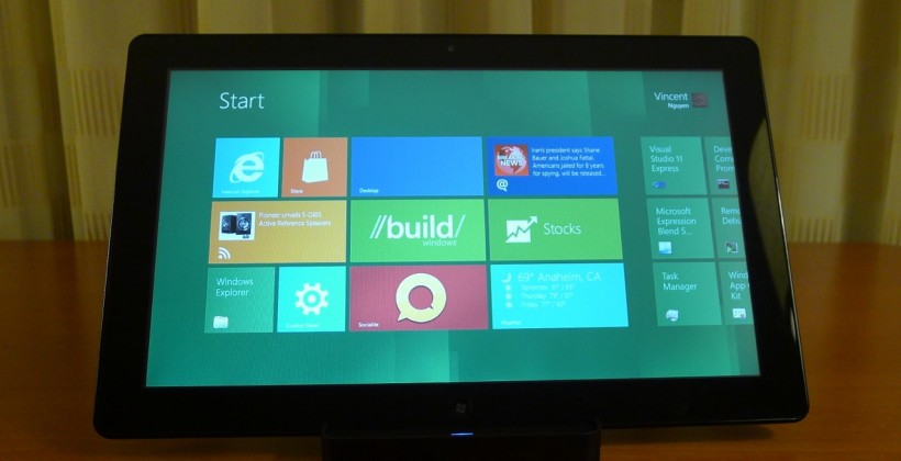 Windows 8 proves there's more to tablets than iPad