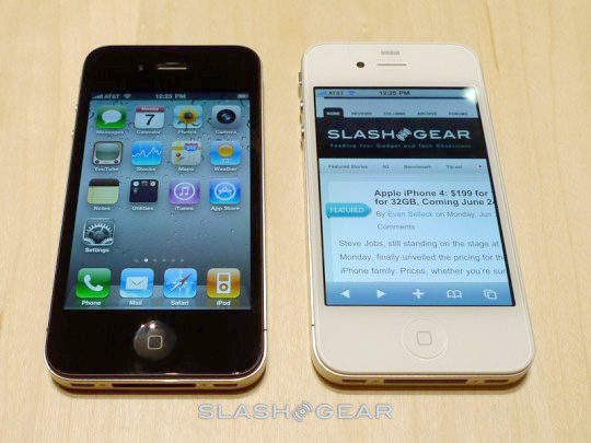 iPhone 5, N94 now listed in Apple's inventory