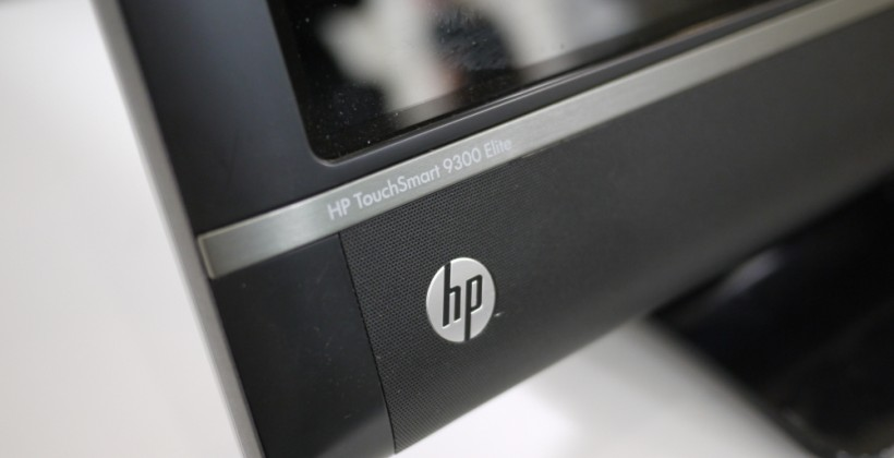 HP TouchSmart 9300 Elite Business PC Hands-on [Video]