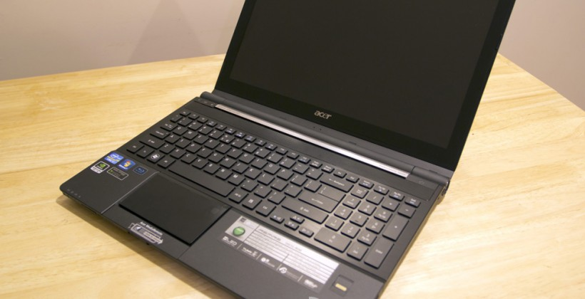 Acer Aspire Ethos 5951G Review