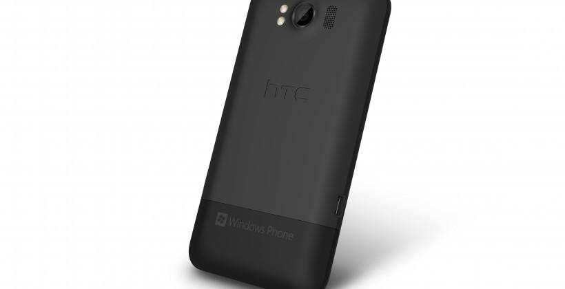 HTC TITAN Windows Phone Revealed