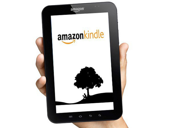 Amazon's 7-inch Kindle Tablet gets handled, priced at $250 for November