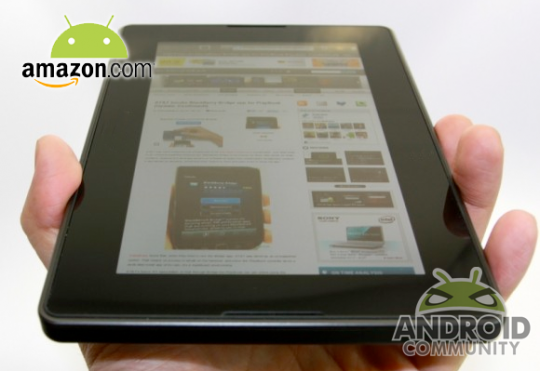 Amazon Kindle Tablet Details Roundup [Late Sept 2011, pre-release]
