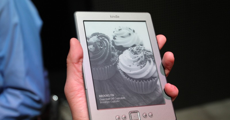Kindle (2011) hands-on