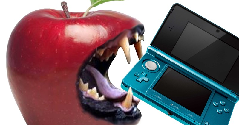 iPhone 5 will Officially Kill Off the Nintendo 3DS