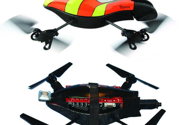 Researchers create AR.Drone that can hack into wireless networks