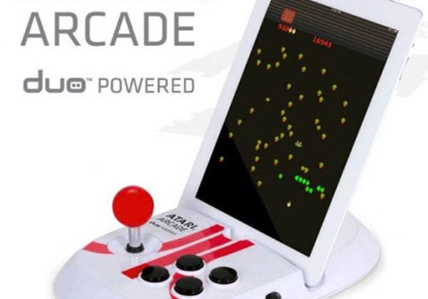 Atari may be planning its own iPad game controller called Atari Arcade