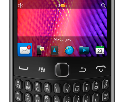 BlackBerry Curve 9360 with BlackBerry 7 announced for T-Mobile