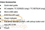 HTC Bliss and Runnymede specs leaked in full