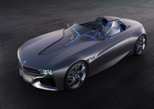 BMW working on laser lights for future vehicles