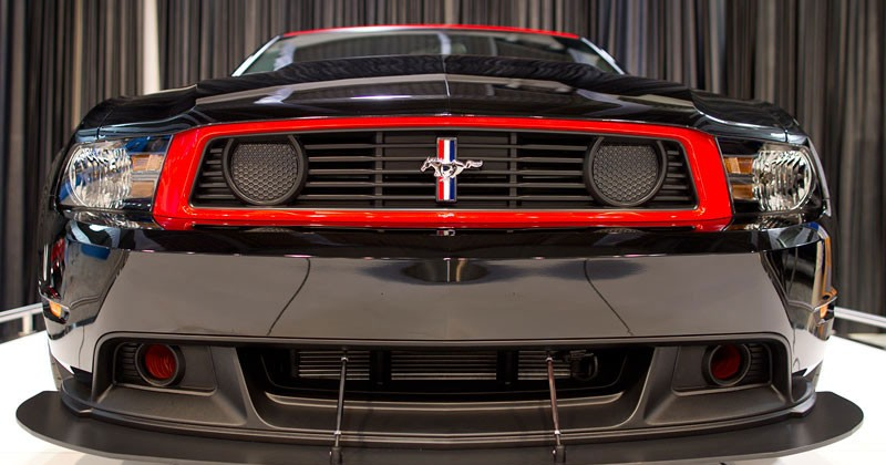 2012 Boss 302 Laguna Seca: the best Mustang ever produced [video]