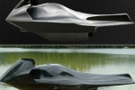 Exo-concept shows off cool carbon fiber jet ski for the rich