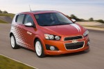 2012 Chevy Sonic gets 40 MPG on highway with 1.4L turbo power