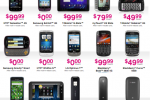 T-Mobile puts all smart devices on sub-$100 sale