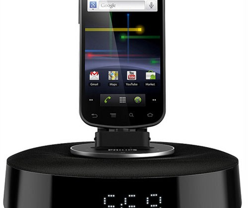New Philips Fidelio docks just for Android users debut