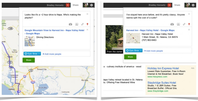Google Maps adds +Snippets feature