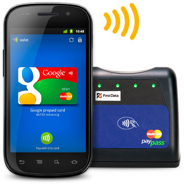 Google Wallet worries: NFC stickers MIA