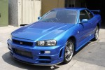 Fast and Furious R34 Nissan Skyline hits eBay, isn't actually a Nissan