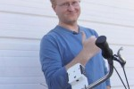 Ben Heck builds bicycle safety sensor