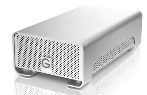G-Technology by Hitachi throws dual drive 8TB RAID Thunderbolt external HDD onto market