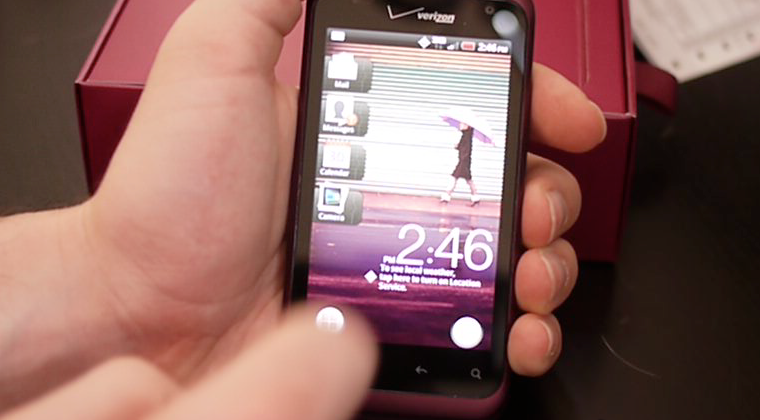 HTC Rhyme hands-on and unboxing [Video]