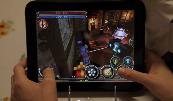 HP TouchPad Android port gets 3D gaming support [Video]