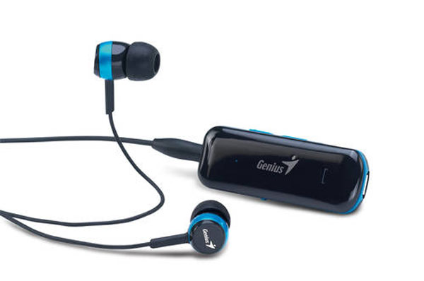 Genius HS-905 BT Bluetooth device with headphones lands in US and Canada