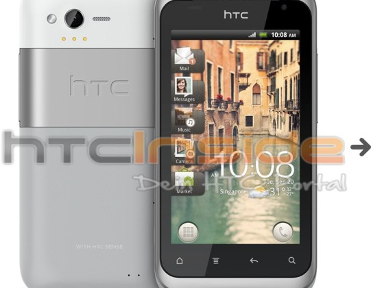 """HTC Bliss could become """"Rhyme"""" at launch, first press shot leaks"""