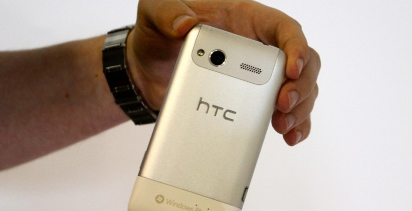HTC Radar hands-on [Video]