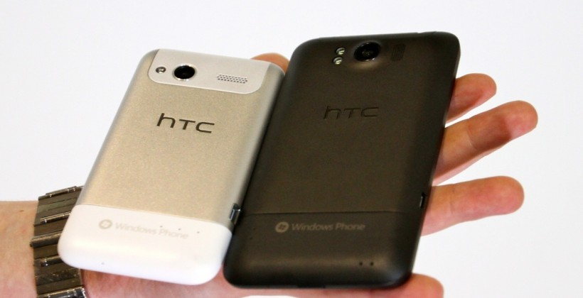 HTC Titan hands-on [Video]