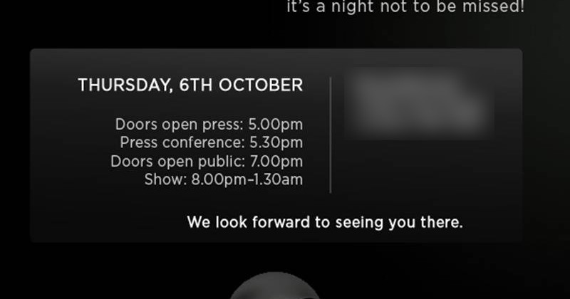 HTC confirms October 6 party for new Beats Audio phone