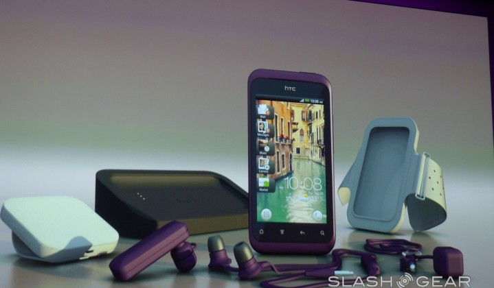 HTC Rhyme hits O2 UK October 17