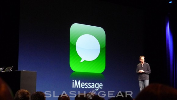 iMessage support revealed in iChat for OS X Lion