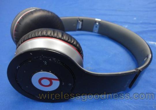 Monster Beats wireless headphone visits FCC