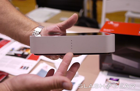 Iomega Mac Companion Hard Drive Hands-on [Video]