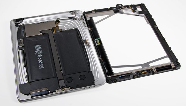 iPad 3 to pack thinner, lighter battery, mass production in Q1 2012
