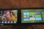 iPad 2 with iOS 5 versus Windows 8 tablet [Video]