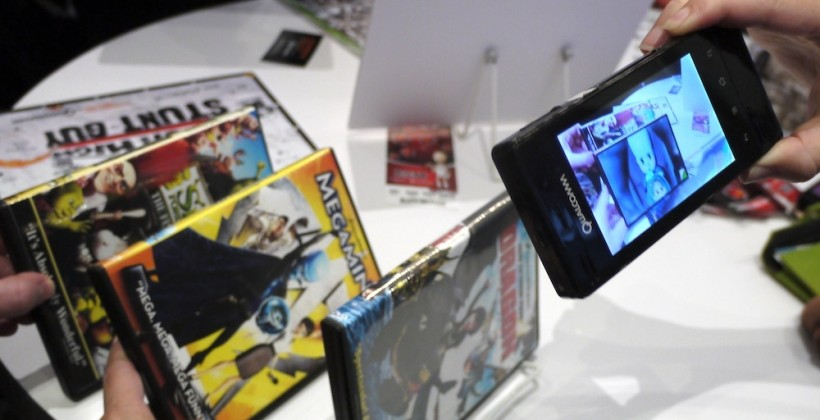 Qualcomm DVD augmented reality hands-on [Video]